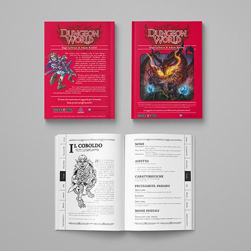 Dungeon world 2a Edizione