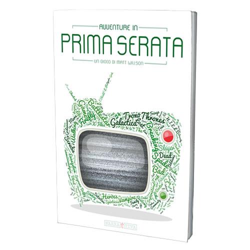 Copertina Avventure in Prima Serata, seconda edizione